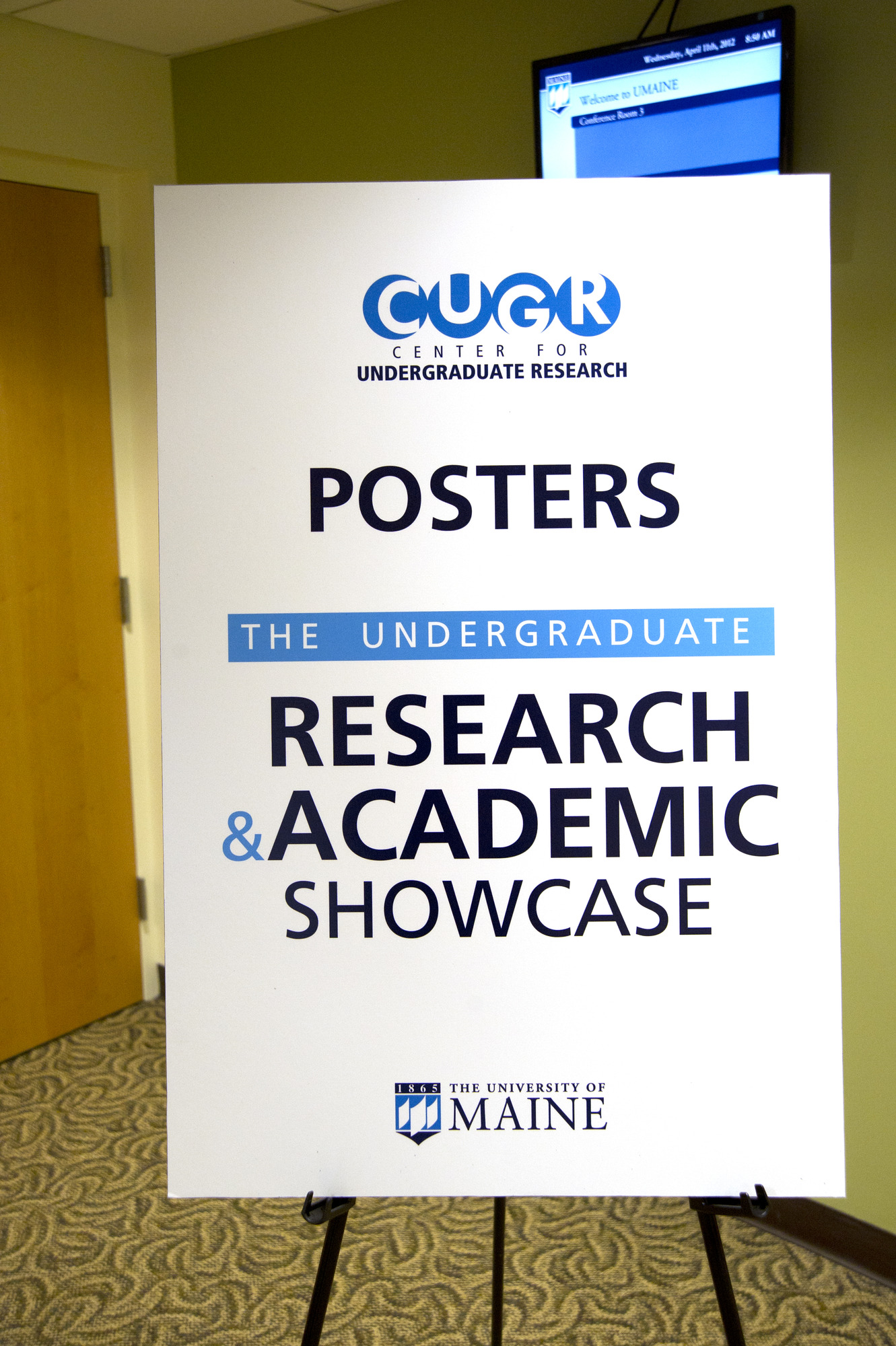 2012 Showcase Photos: Poster Board