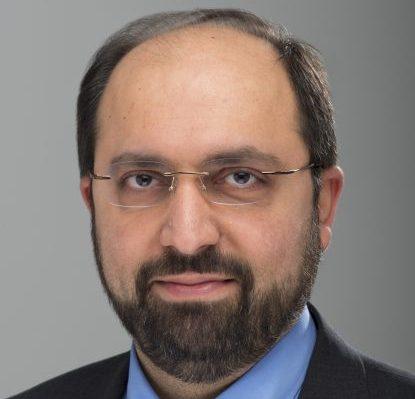 Dr. Ali Abedi CUGR Director